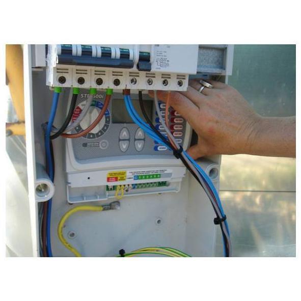 Electricidad y Fontanería: Trabajos realizados  de Leivas y Rodil, S.L.L.