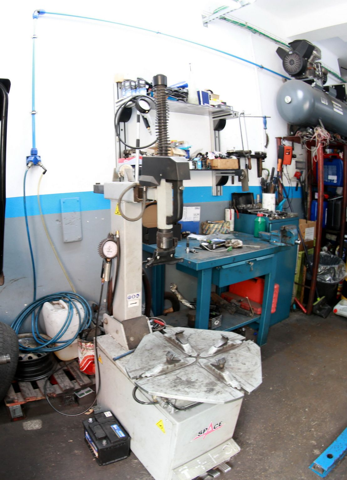 Herramientas y productos Automecánica Sabru