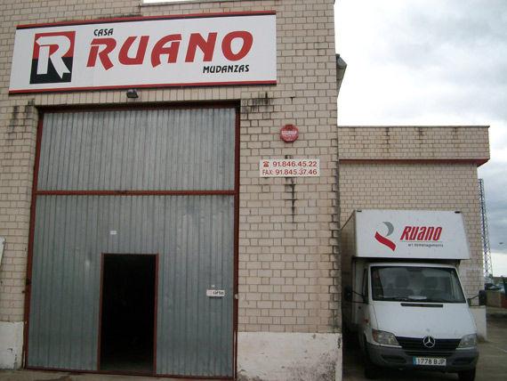Foto 4 de Mudanzas y guardamuebles en Colmenar Viejo | Mudanzas Ruano
