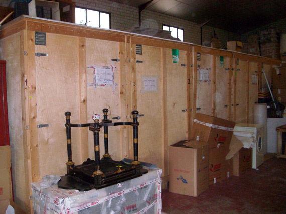 Foto 6 de Mudanzas y guardamuebles en Colmenar Viejo | Mudanzas Ruano