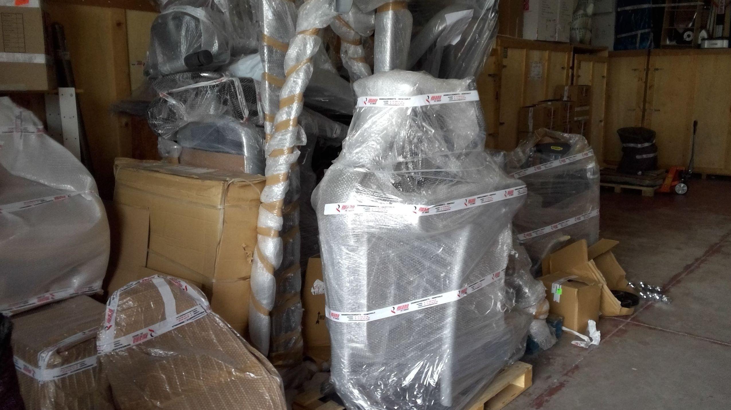 Foto 7 de Mudanzas y guardamuebles en Colmenar Viejo | Mudanzas Ruano