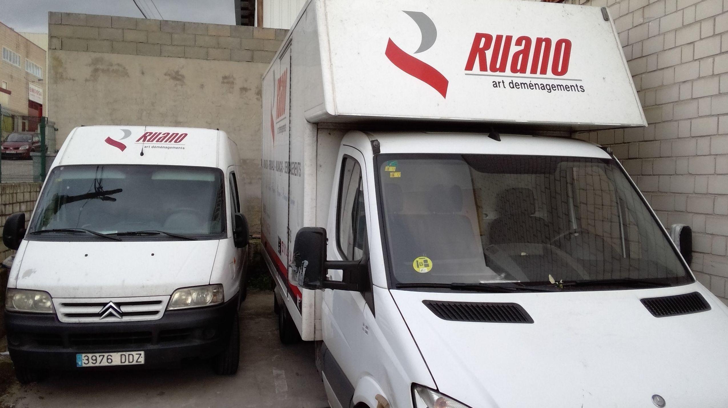 Foto 1 de Mudanzas y guardamuebles en Colmenar Viejo | Mudanzas Ruano