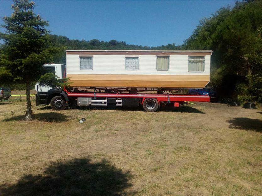 Venta, transporte e instalación de mobile home en Girona y Barcelona