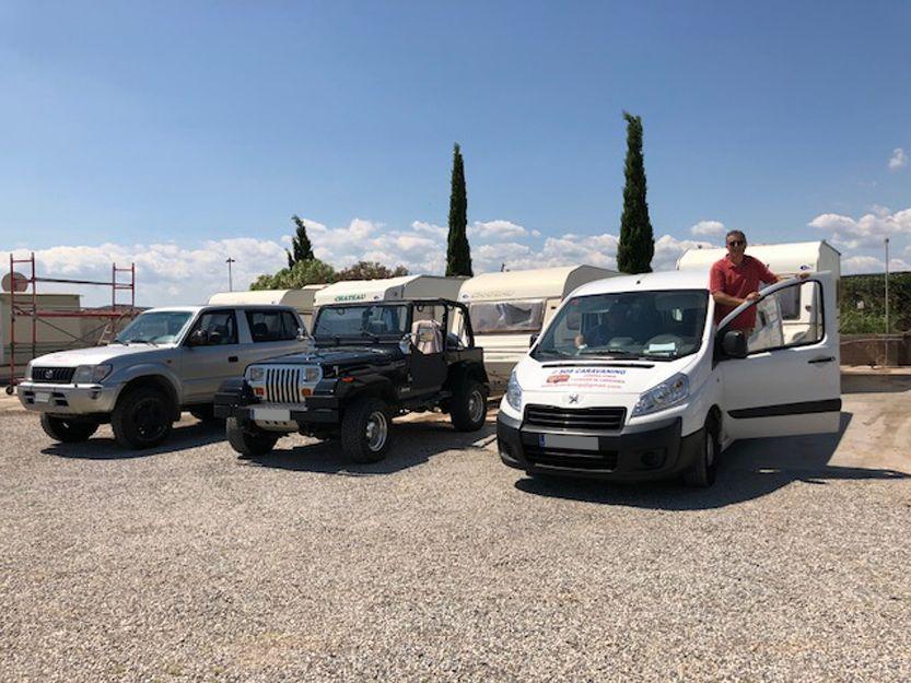 Venta de caravanas en Girona y Barcelona