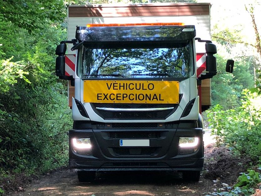 Venta y transporte de mobile home en Girona y Barcelona