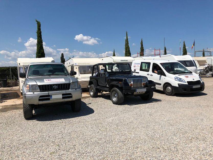 Venta y alquiler de caravanas en Girona y Barcelona