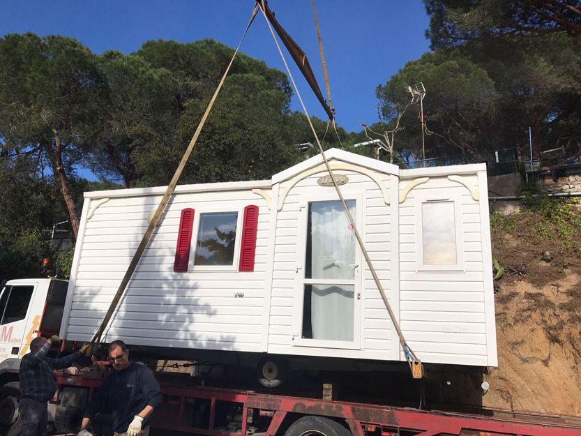 Venta e instalación de mobile home en Girona y Barcelona