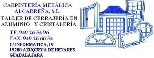 Carpintería metálica Azuqueca de Henares