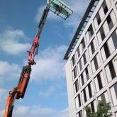 Trabajos en altura: Productos de Carpintería Metálica Alcarreña, S.L.