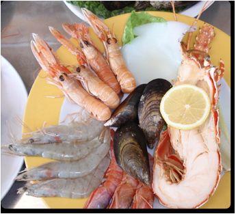 Parrilladas de mariscos: Nuestros Productos de Restaurante Moby-Dick