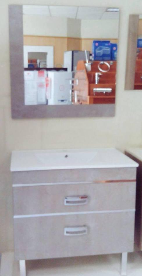 OFERTA CONJUNTO (Mueble + Espejo): Productos y Servicios de Fontanería Los Chicos