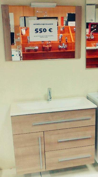Muebles de ba o sanitarios y material de fontaner a for Muebles para sanitarios