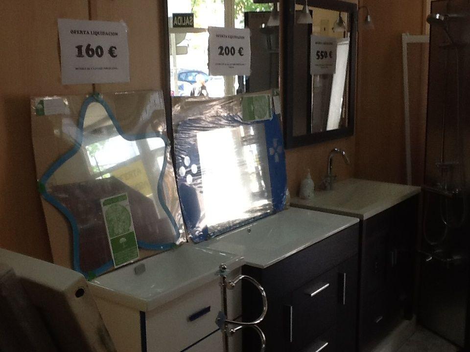 Muebles de Baño, Sanitarios y Material de Fontanería (Torrejón de Ardoz): Productos y Servicios de Fontanería Los Chicos