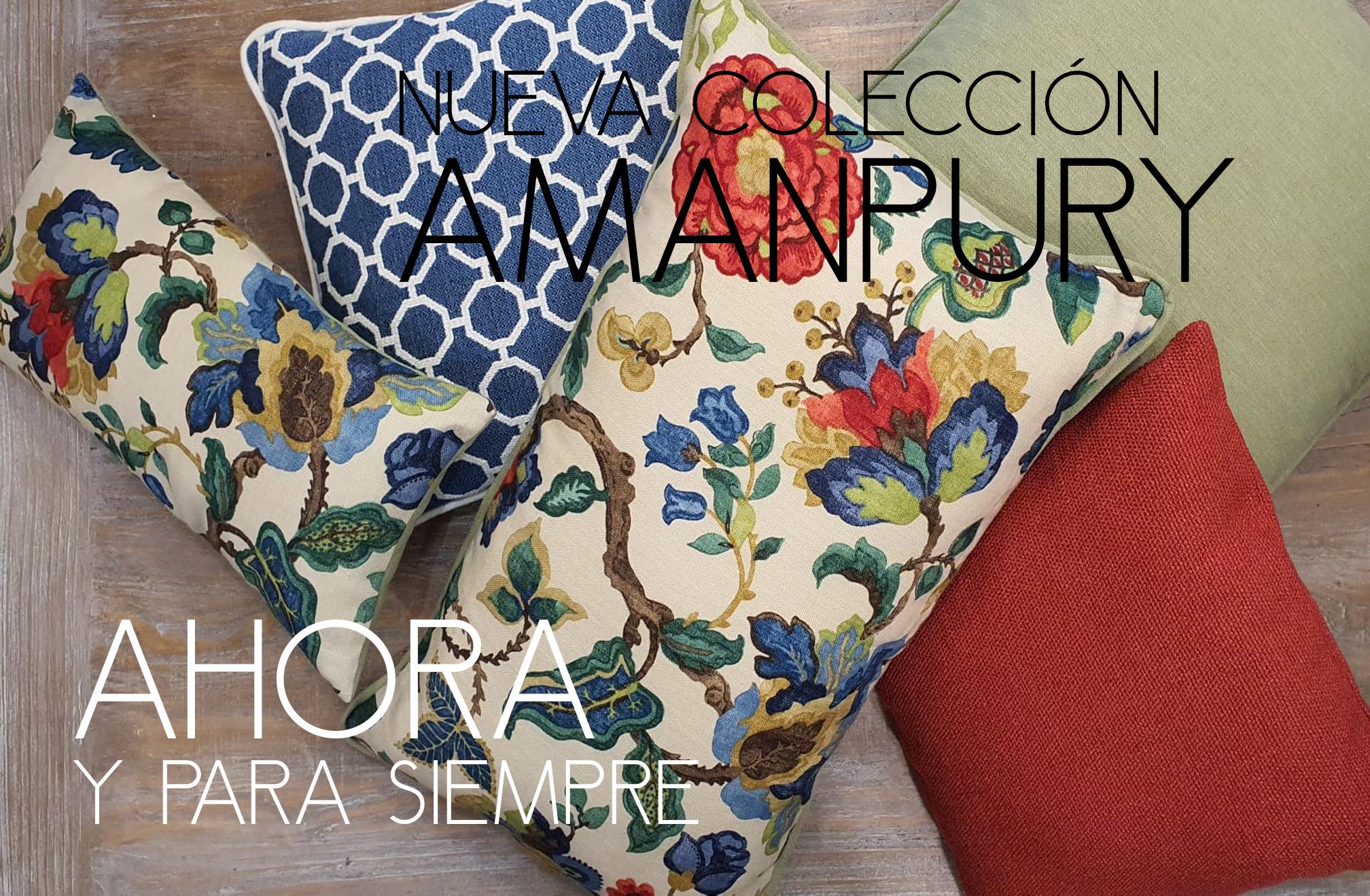 Colección Cojines Amanpury: COLECCIONES de Casa Nativa