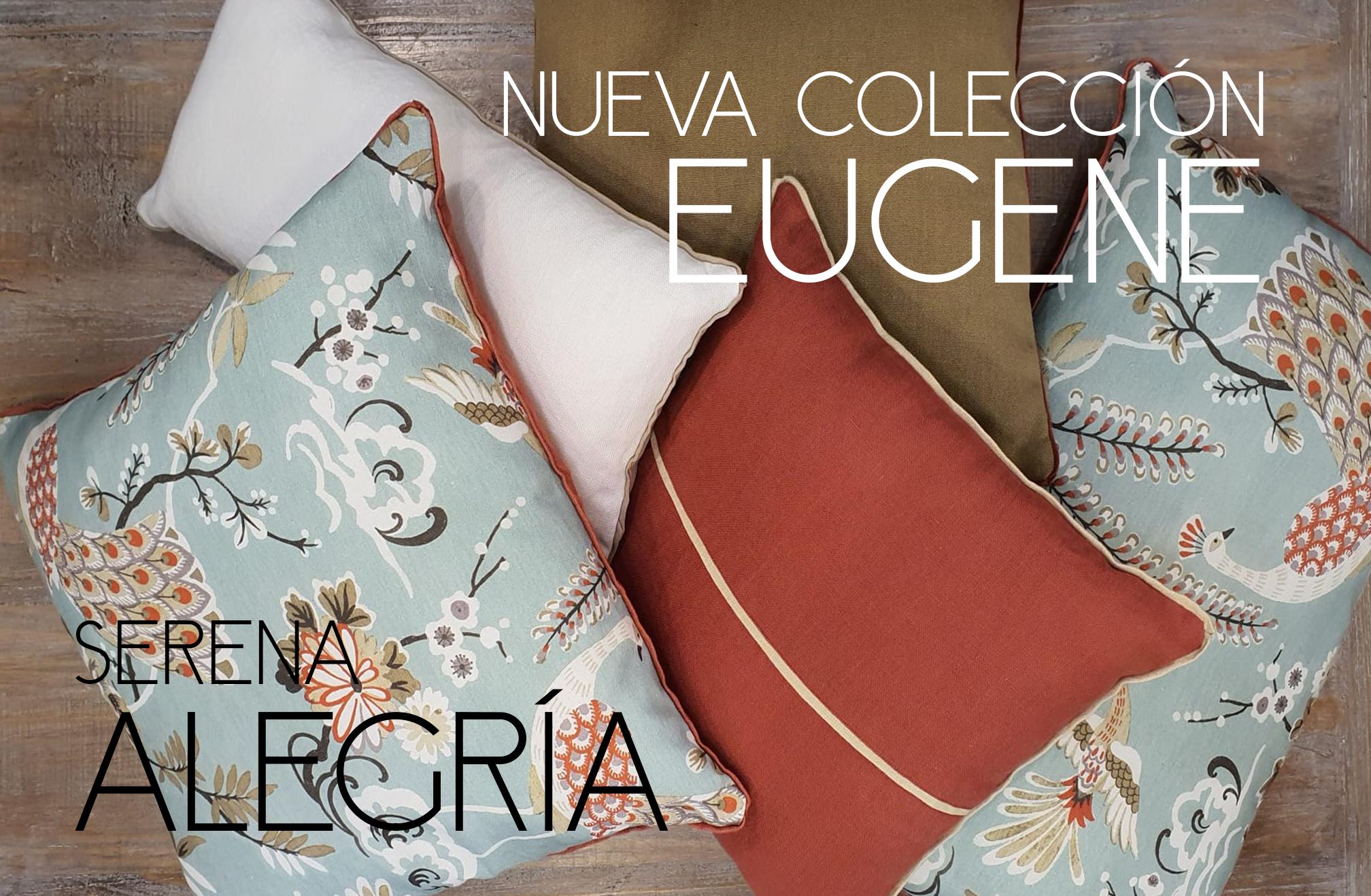 Colección Cojines Eugene: COLECCIONES de Casa Nativa