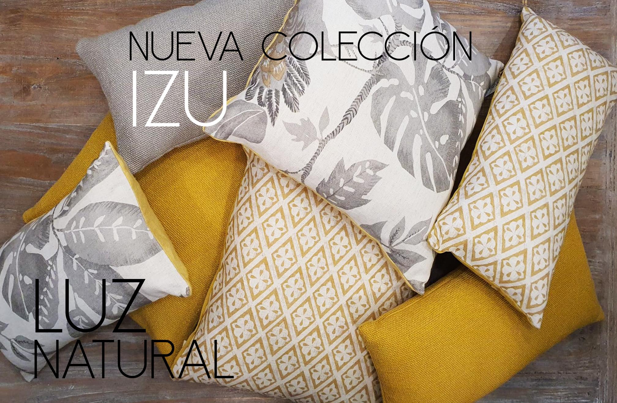 Colección Cojines Izu: COLECCIONES de Casa Nativa