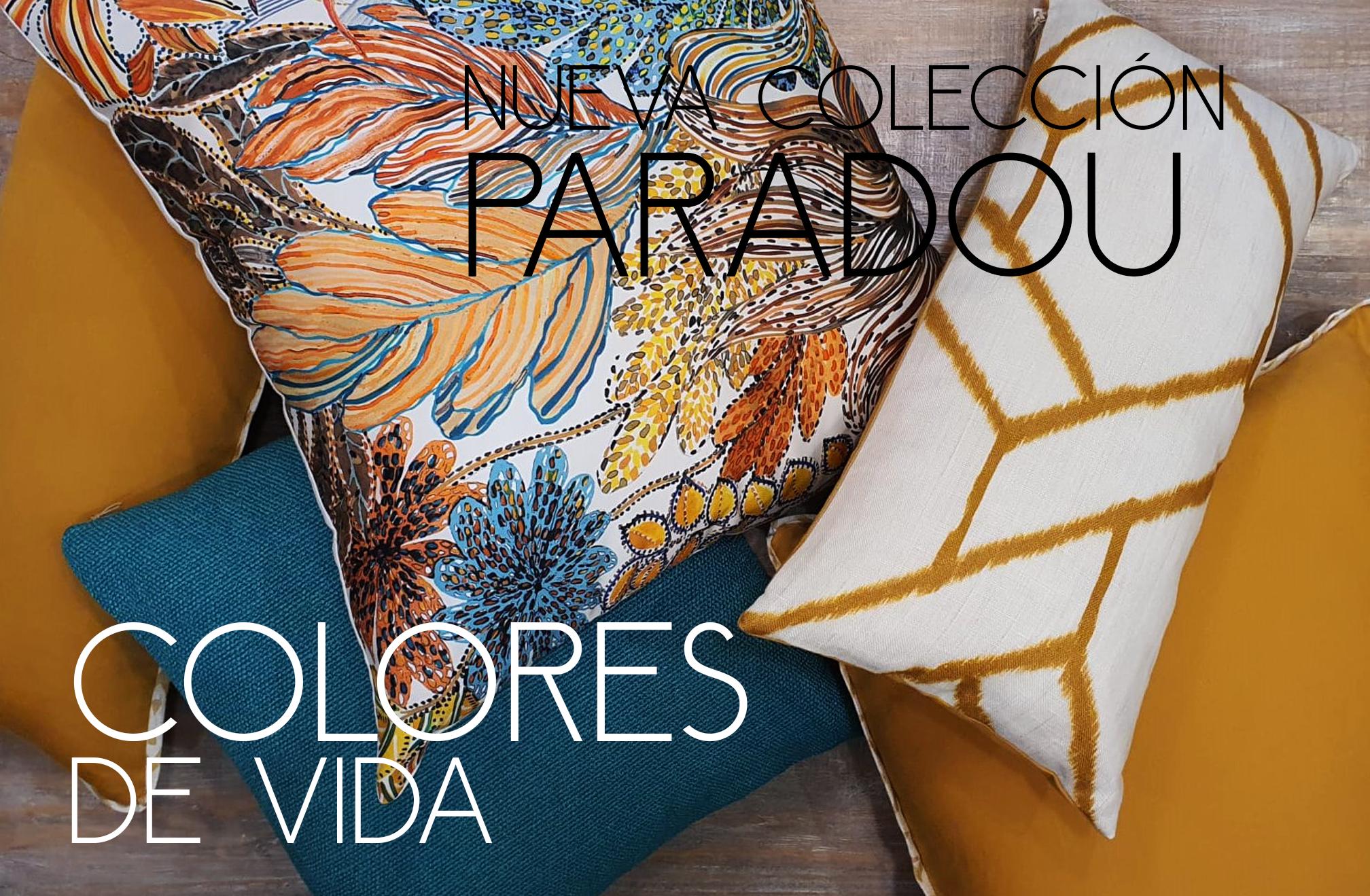 Colección New Paradou: COLECCIONES de Casa Nativa