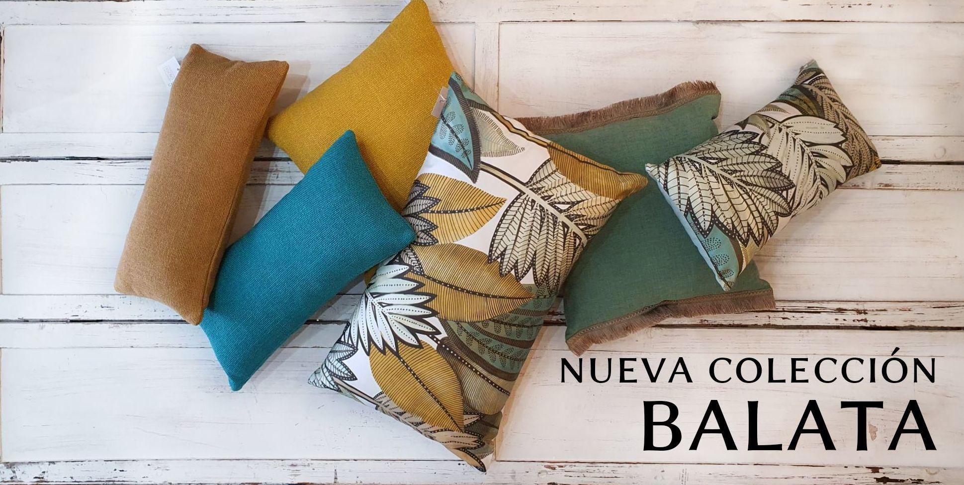 colección BALATA: COLECCIONES de Casa Nativa