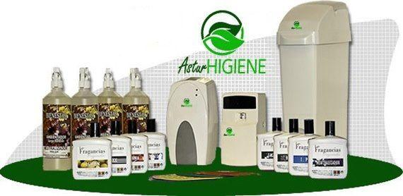 Servicios de Higiene Colectiva, Ambientación, Contenedores Higiénicos...