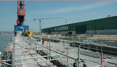 Construction and rehabilitation works in Bizkaia