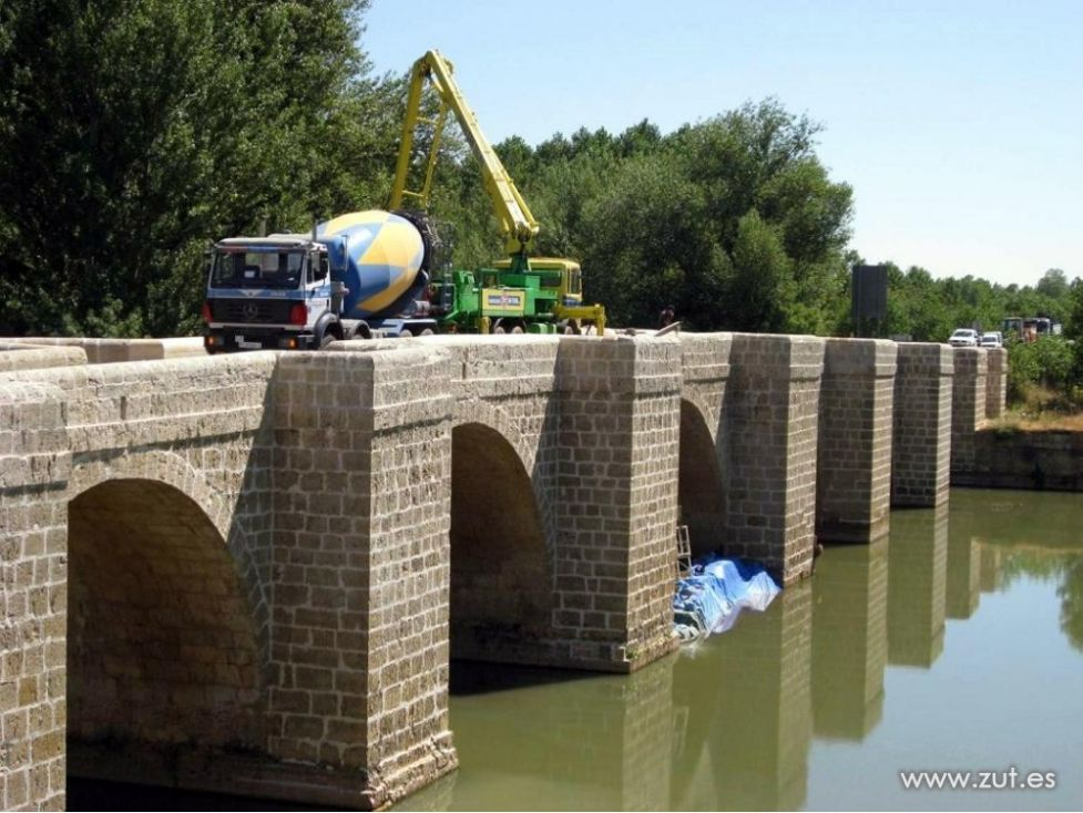 Rehabilitation of bridges in Bizkaia