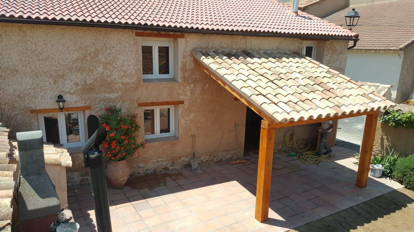 Reformas de fachadas y tejados en Soria