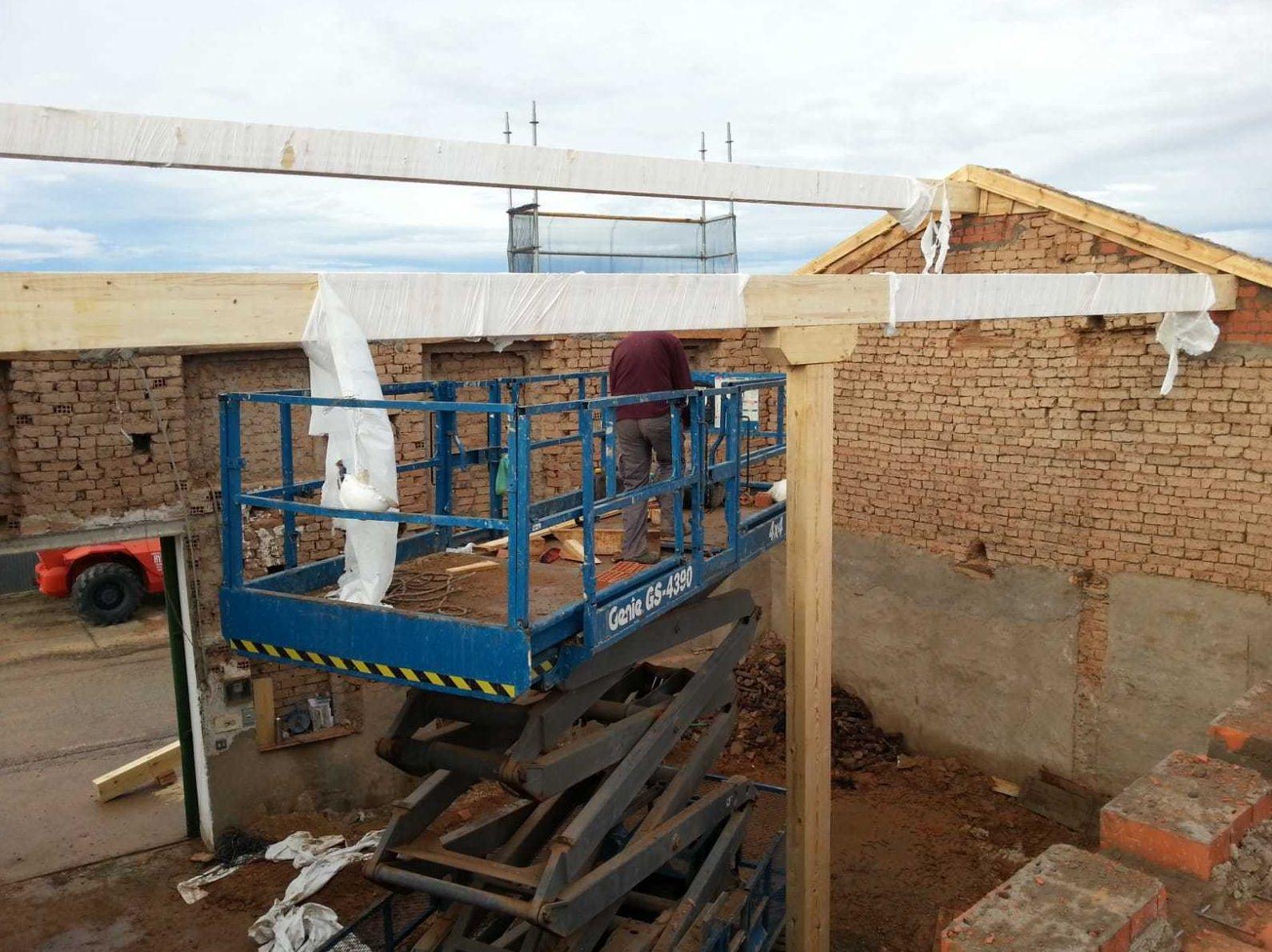 Instalación de tejados en Soria