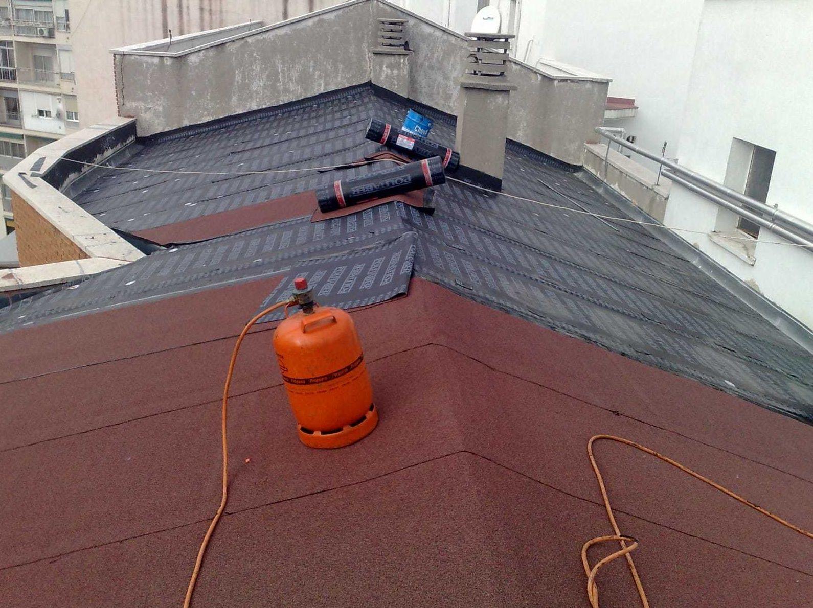 Impermeabilizaciones de tejados en Soria