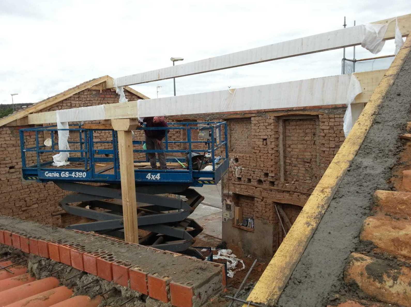 Foto 52 de Cubiertas y tejados en Calahorra | Todo Cubiertas Carlos Cuesta