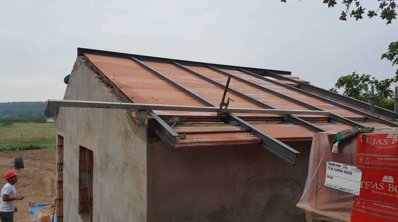 Reformas integrales en tejados y cubiertas en Soria