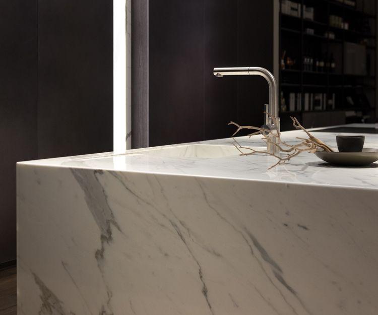 Reforma de baños con mármol