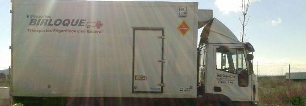 Transportes: Servicios de Transportes Birloque