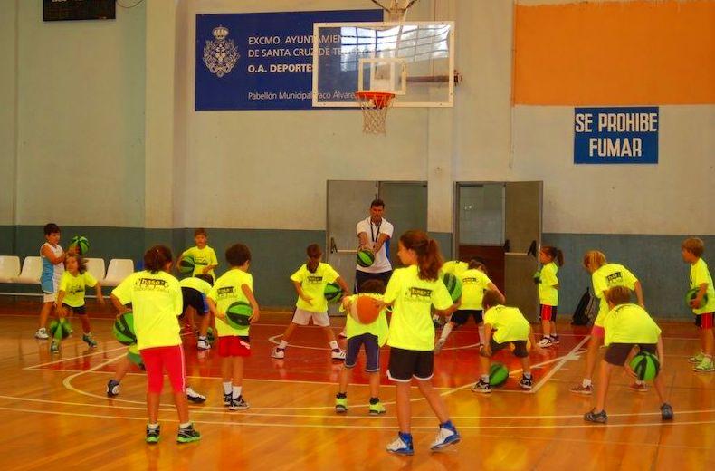 Foto 11 de Campamentos urbanos  en Santa Cruz de Tenerife | Sporten Winner & Educación Activa