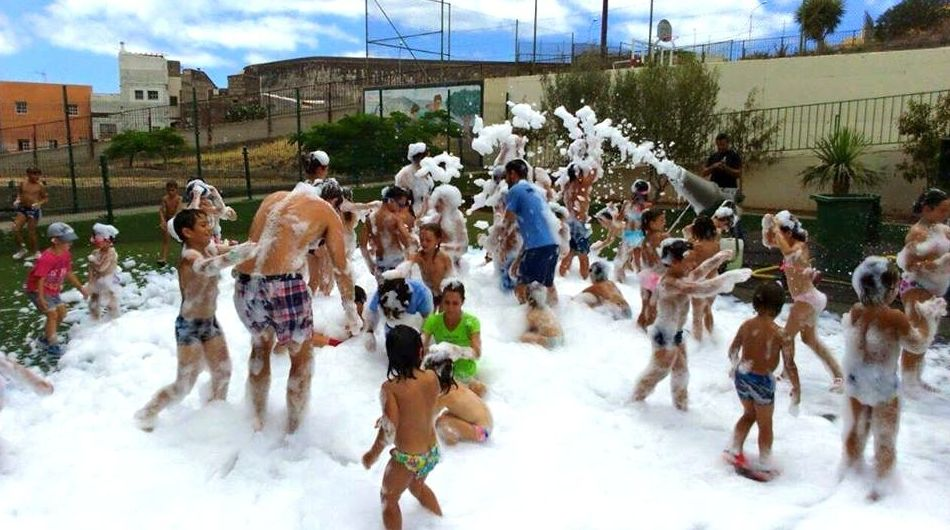 Foto 5 de Campamentos urbanos  en Santa Cruz de Tenerife | Sporten Winner & Educación Activa