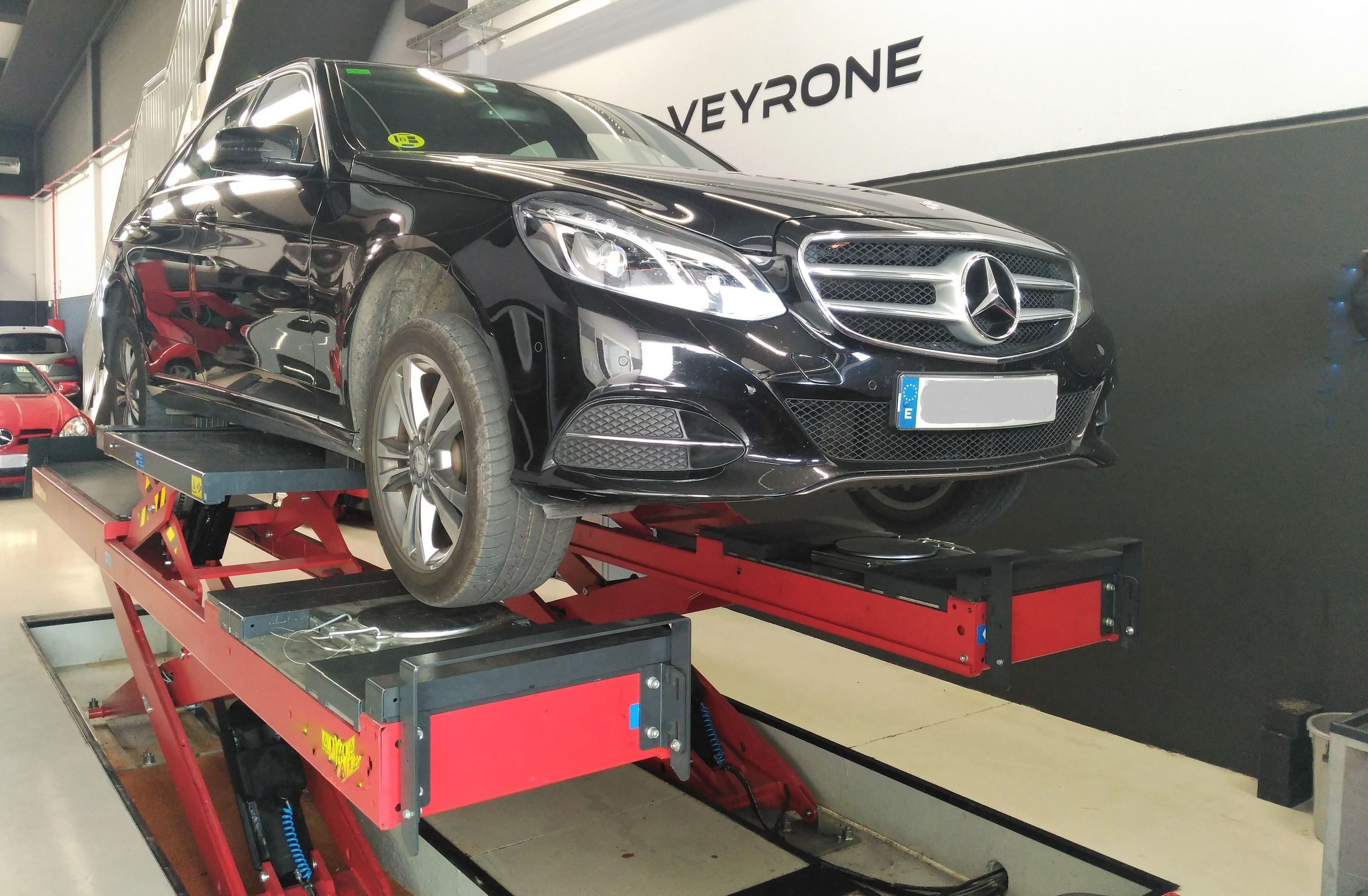 Foto 18 de Talleres de automóviles en Vilafranca del Penedès | Garatge Veyrone G3