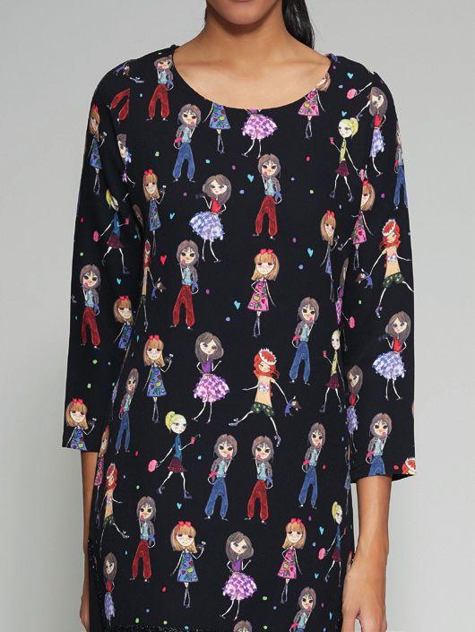 Vestido de Lolitas&L con muñecas en Elche