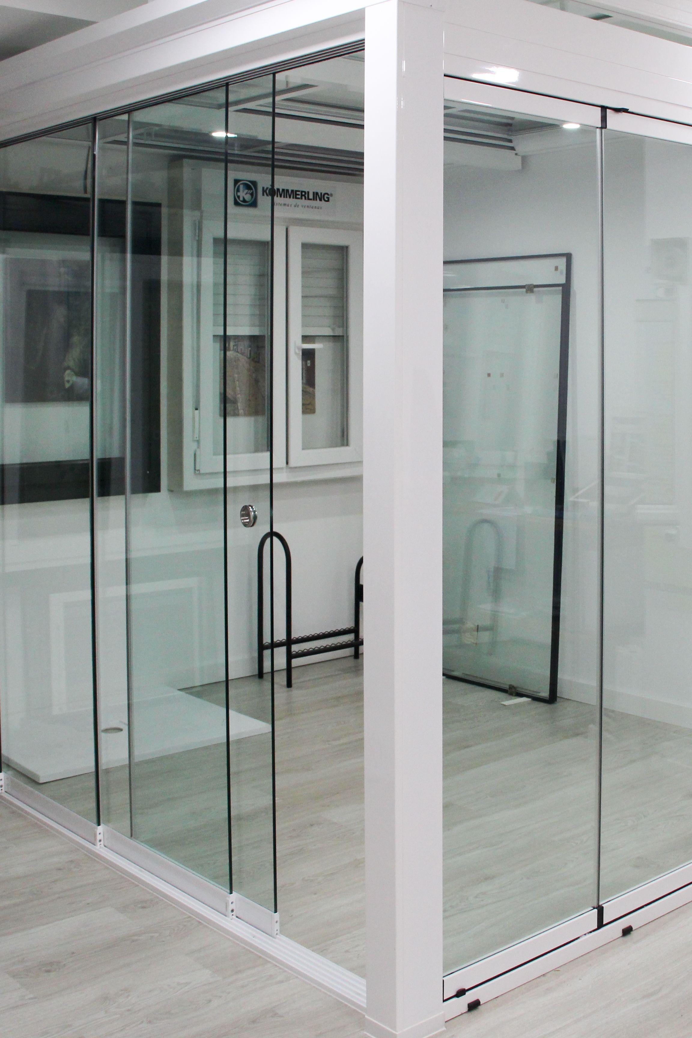 Cortina de vidrio