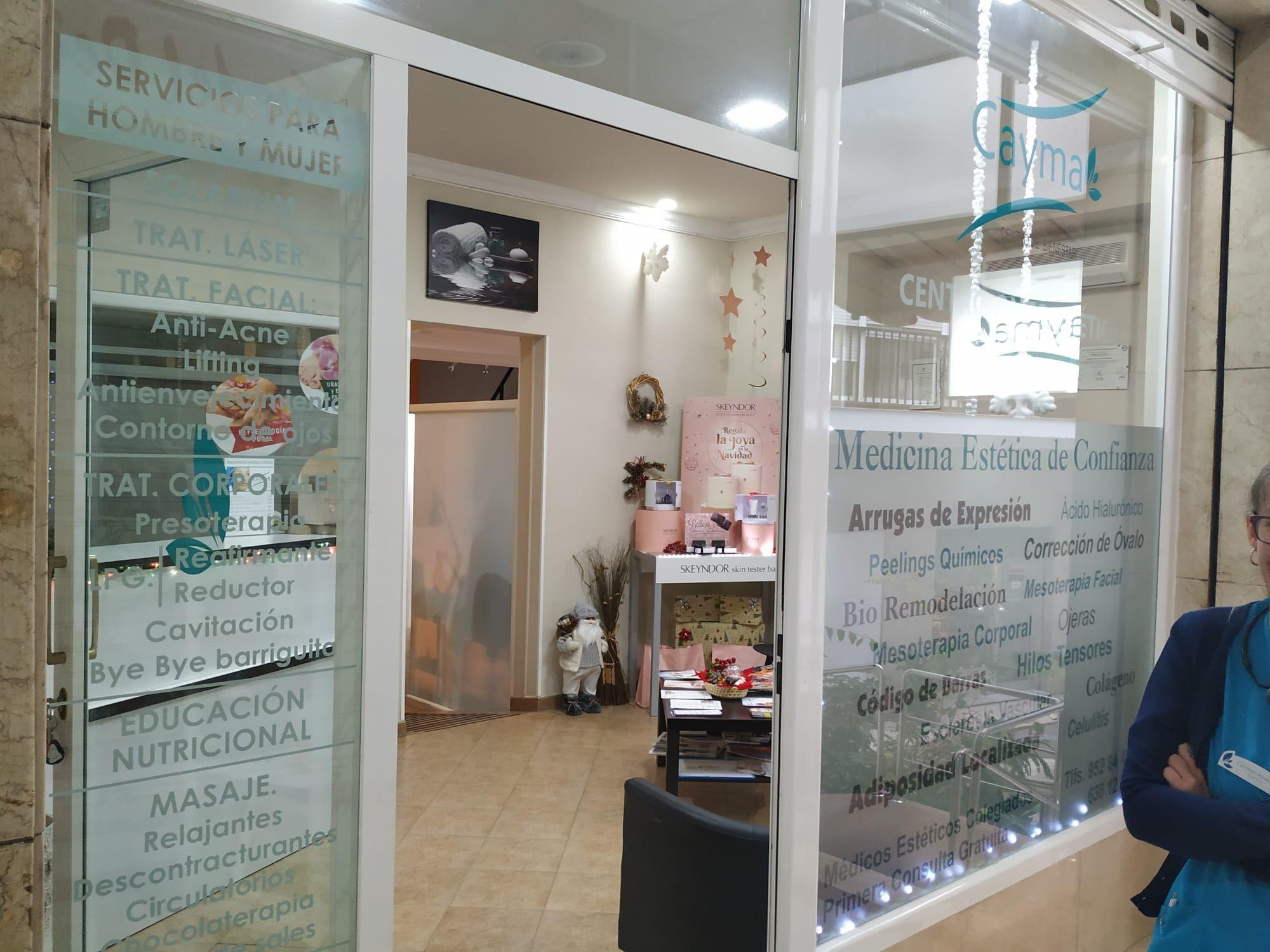 Foto 10 de Centro de bienestar y salud en Antequera | Centro Bienestar y Salud Cayma