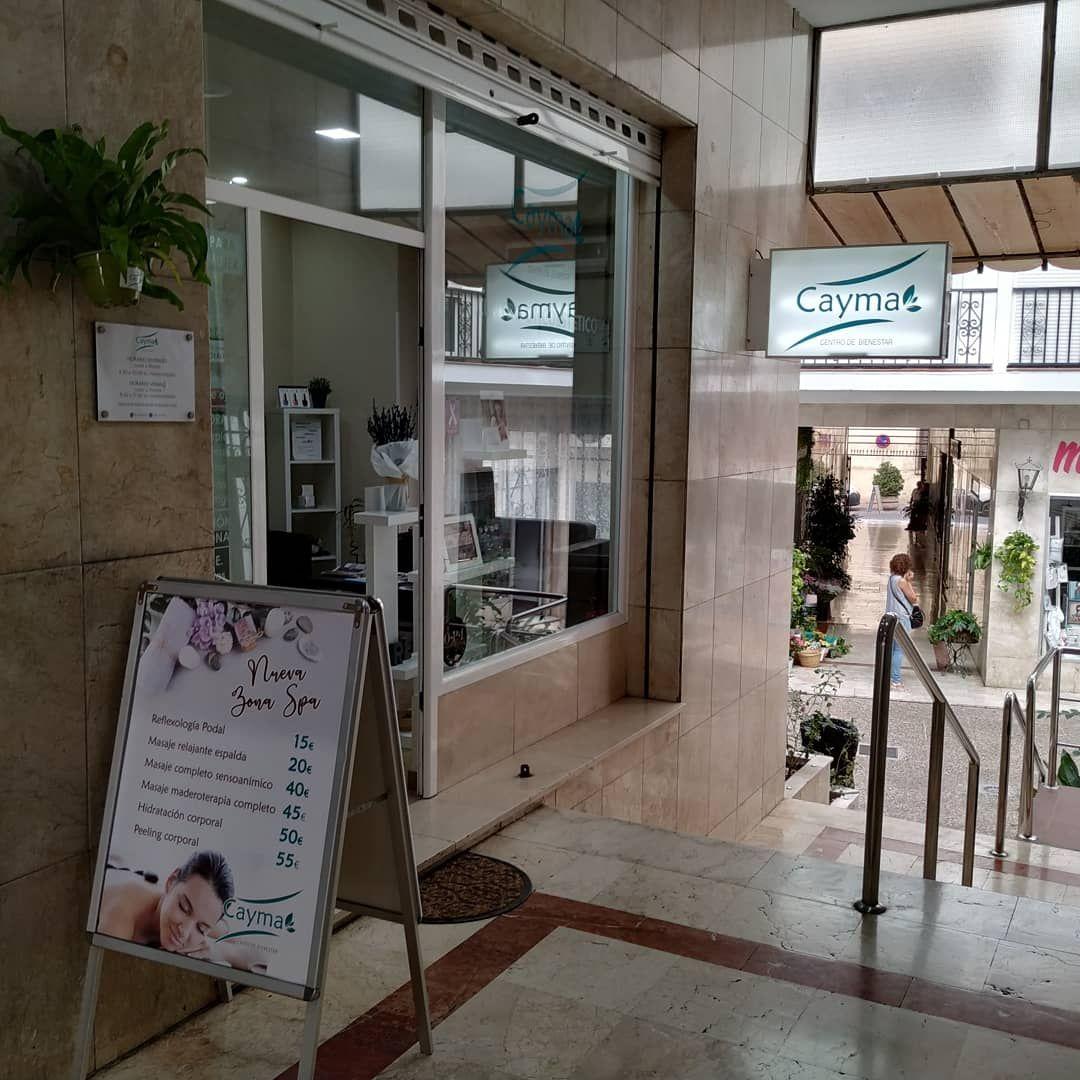 Foto 21 de Centro de bienestar y salud en Antequera | Centro Bienestar y Salud Cayma