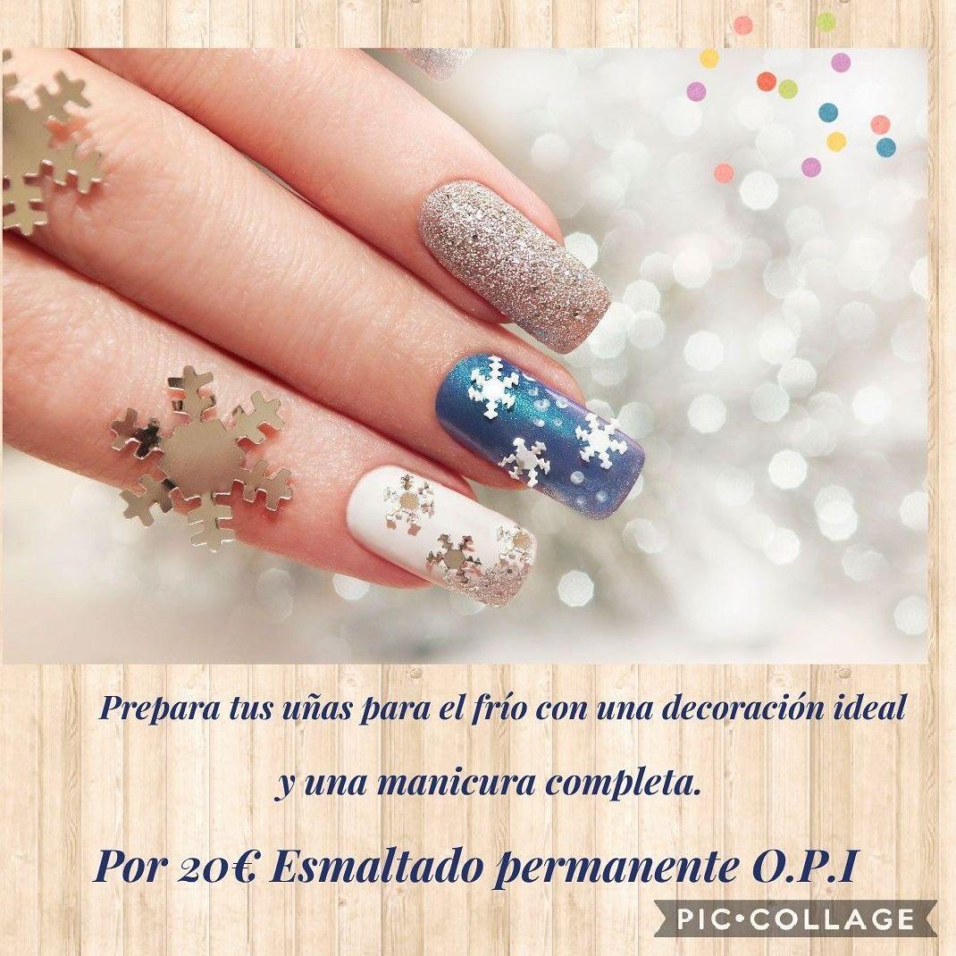 Prepara tus uñas para el FRIO...