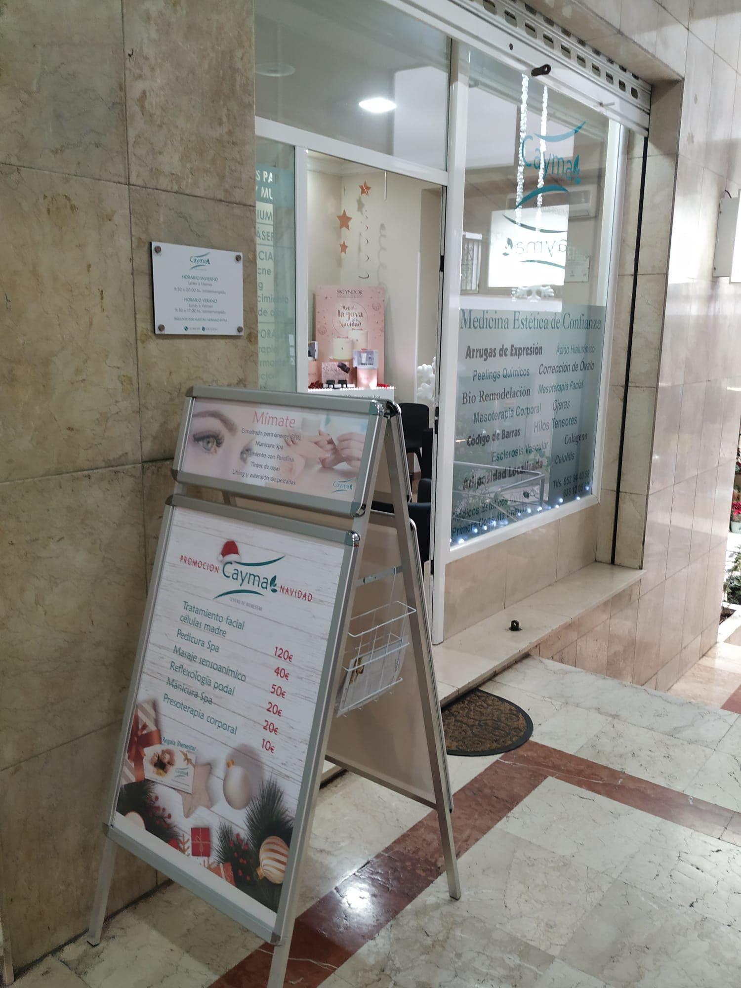 Foto 7 de Centro de bienestar y salud en Antequera | Centro Bienestar y Salud Cayma