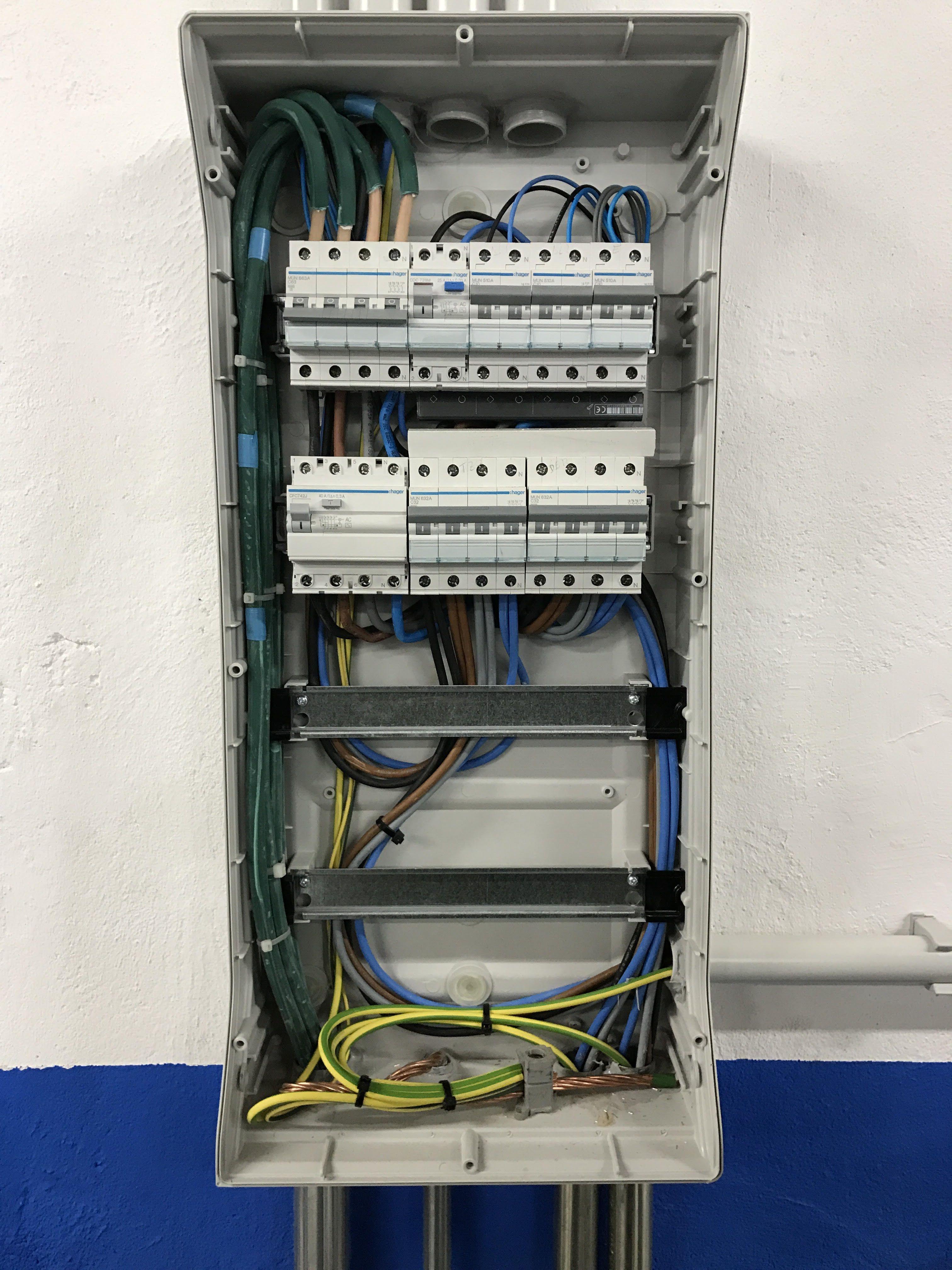 Instalador electricista autorizado en Zamora