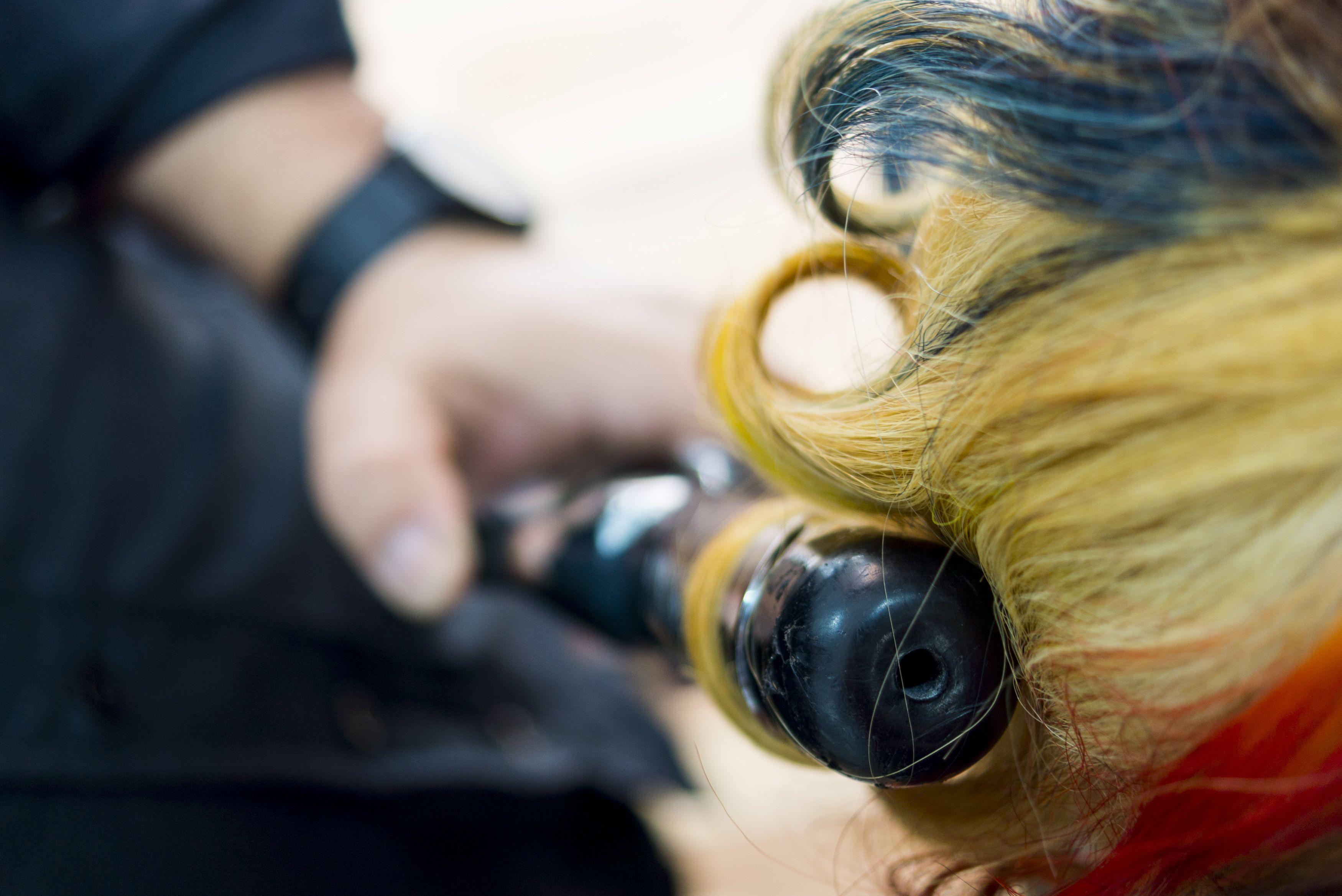 Amplia experiencia realizando todo tipo de peinados