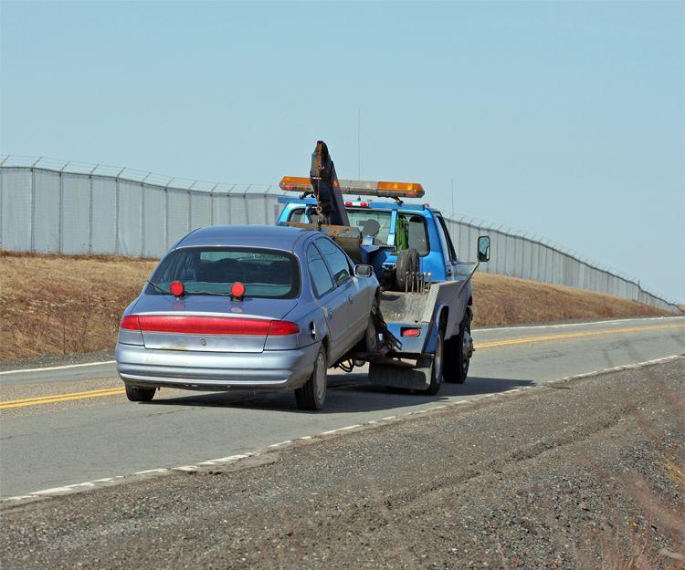 Transporte de vehículos en Vilanova i la Geltrú