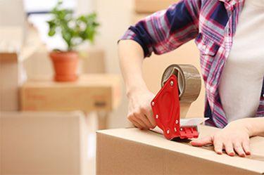 Material para embalaje: Servicios de Mudanzas Mudarse