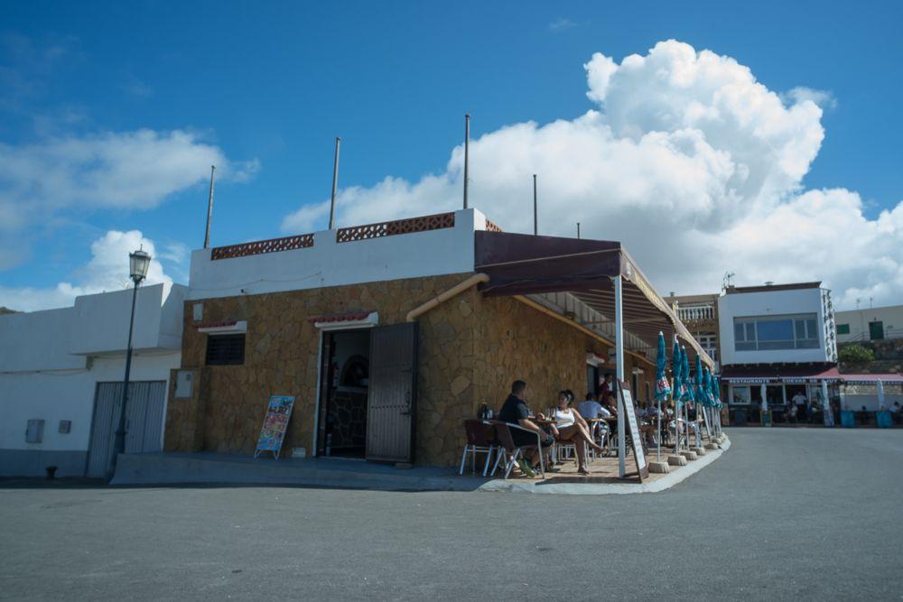 Instalaciones del Restaurante La Jaula de Oro