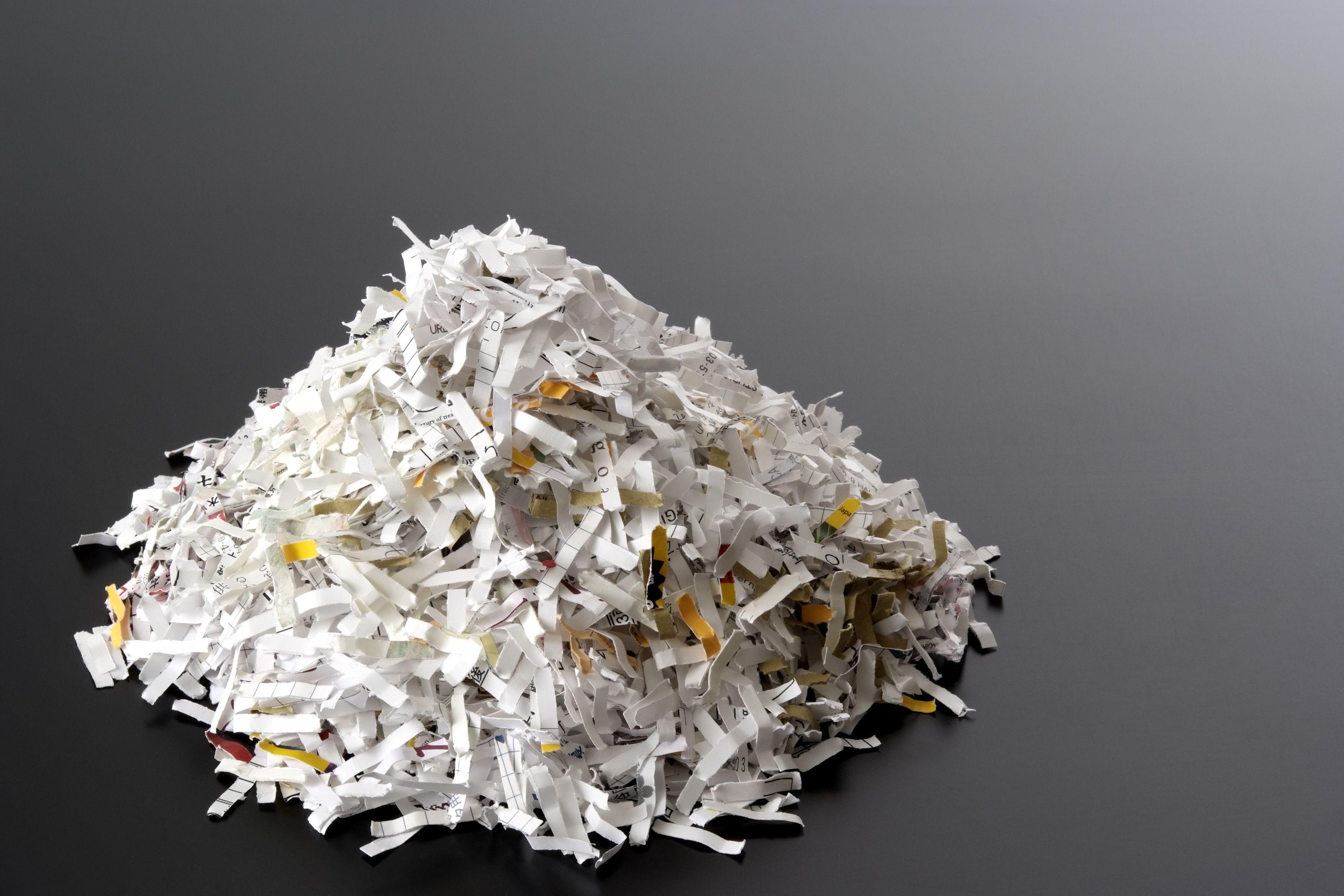 Destruir documentación en Málaga