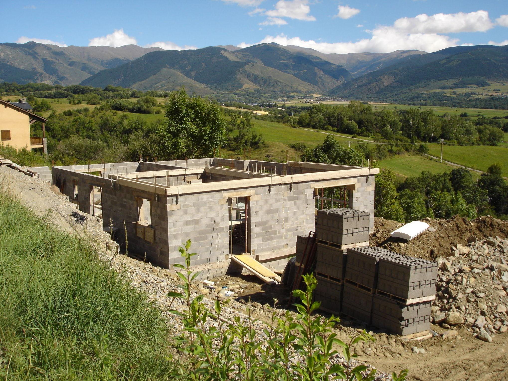 Empresa constructora situada en la localidad de Puigcerdá