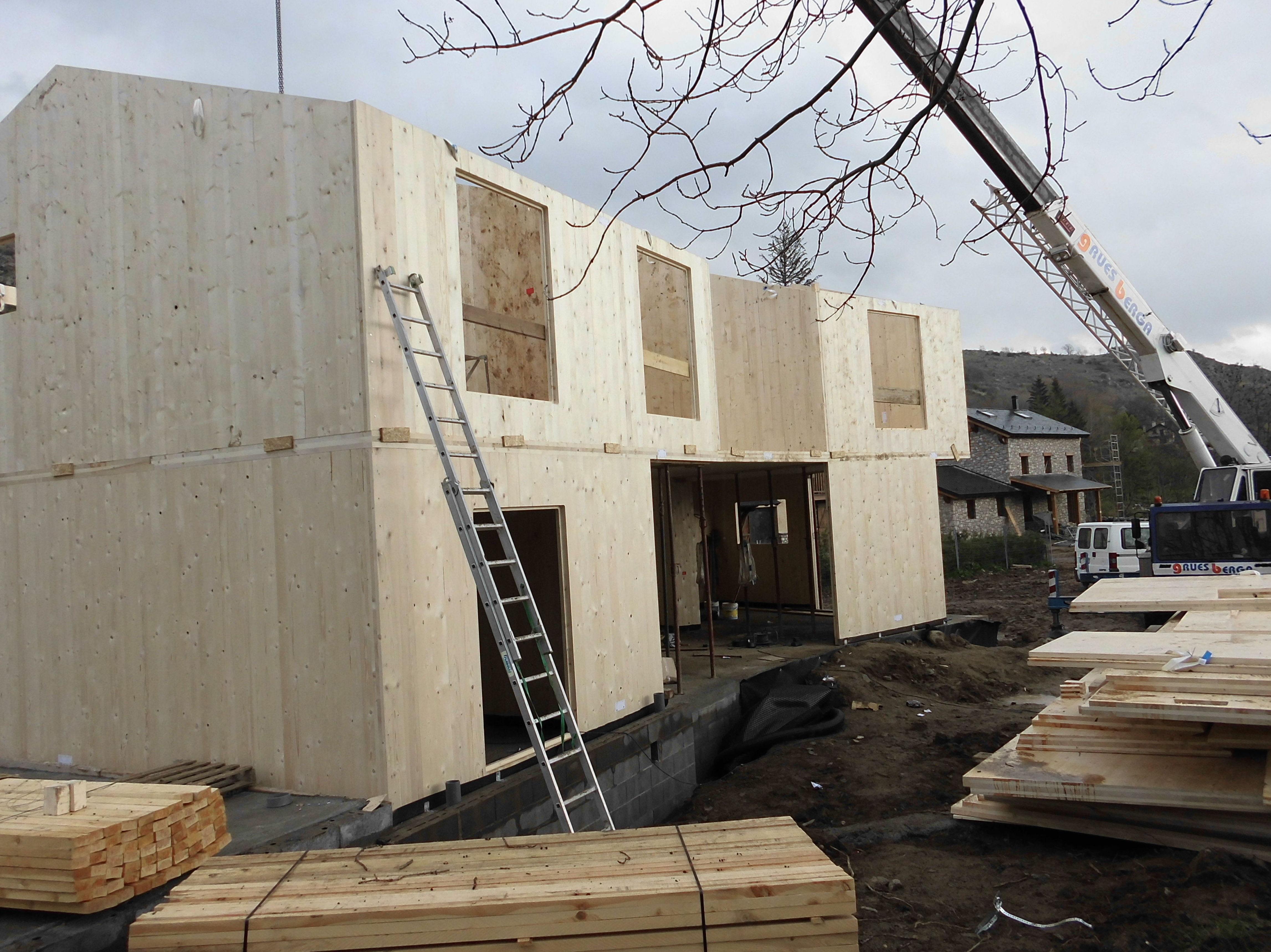 Casas de madera: Servicios de Munt Pirenaica