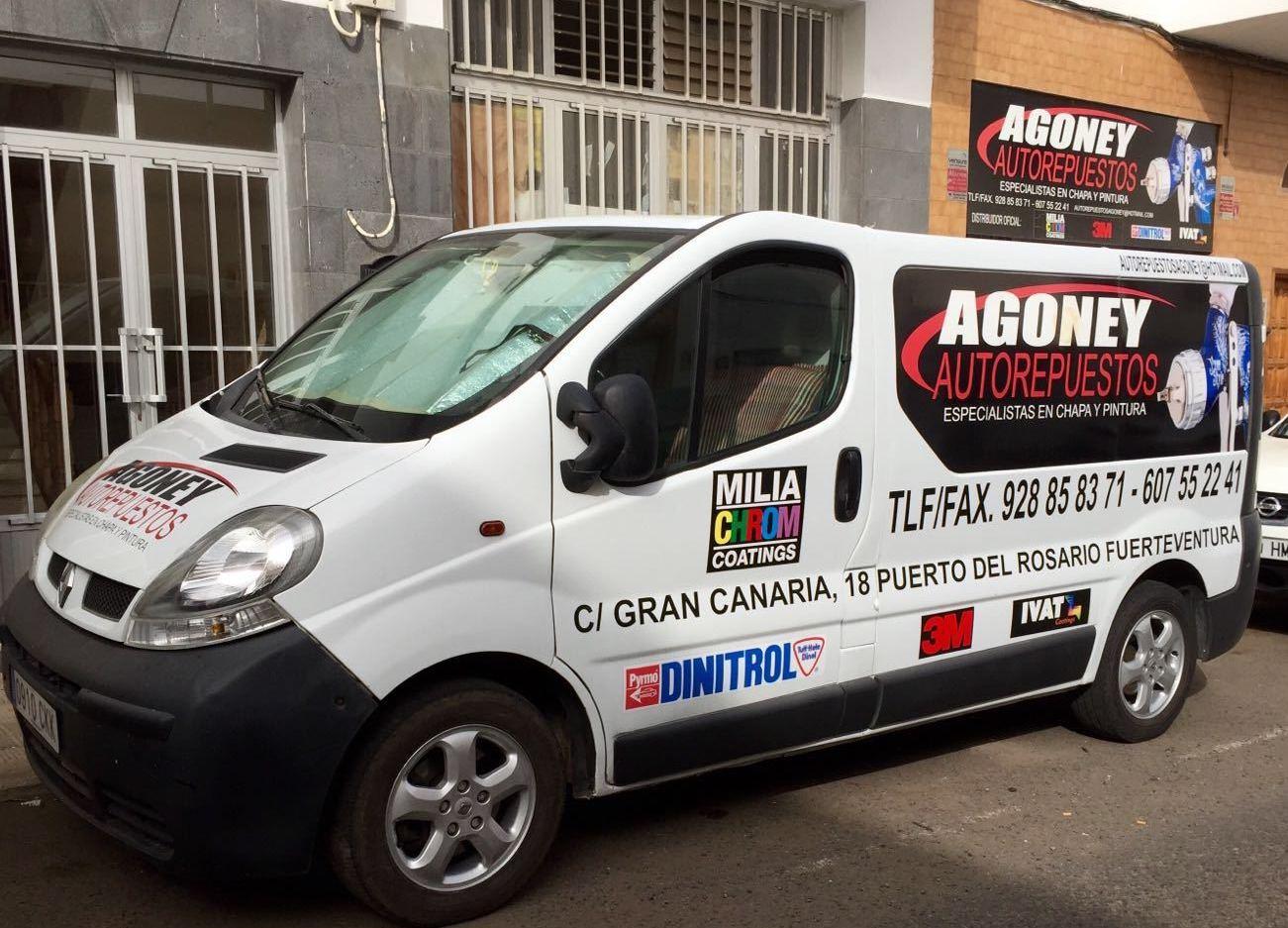 Foto 6 de Recambios para automóviles en Puerto del Rosario | Agoney Autorepuestos